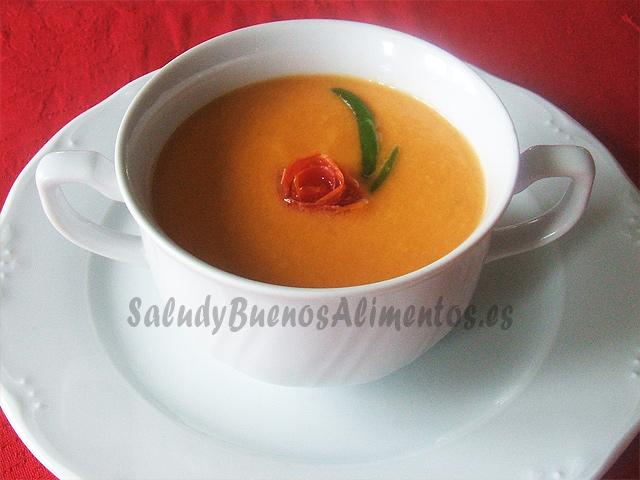 Sopa de verano